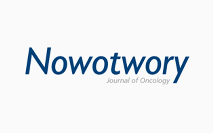 Nowotwory. Journal of Oncology